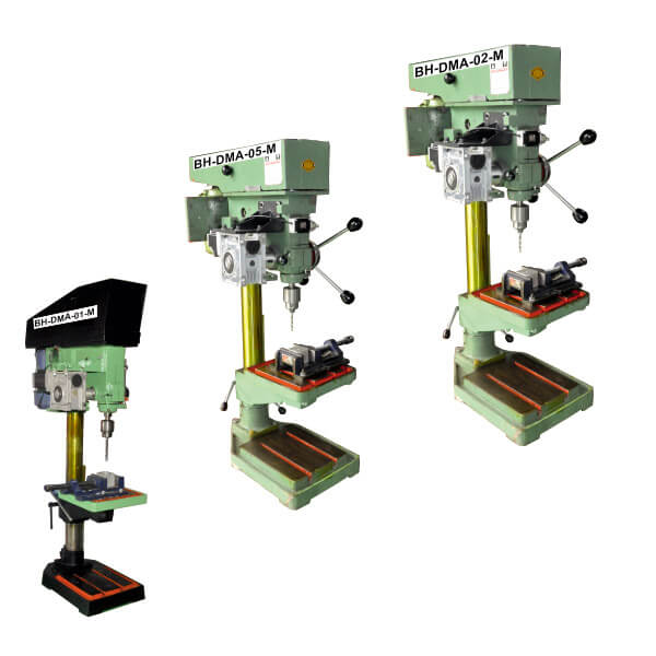 Z Axis Drill Machine Automation (BH-DMA-R) Retrofit Models For Existing Drill Tap Machines