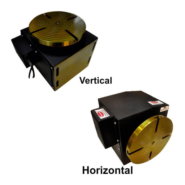 Rotary Tables For Heavy Loads
