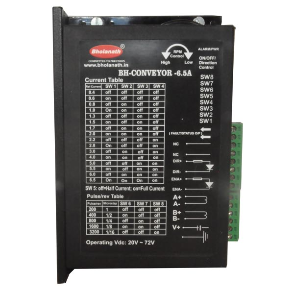 Conveyor Stepper Drives