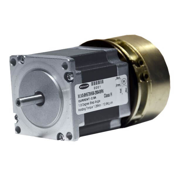 Brake Stepper Motors
