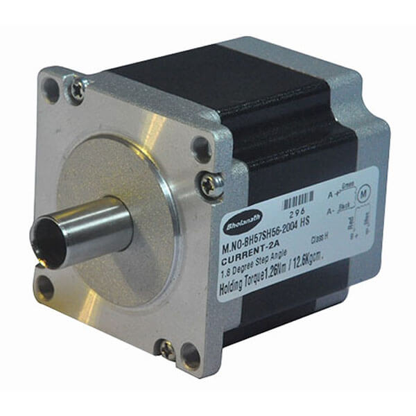 Hollow Shaft Stepper Motors