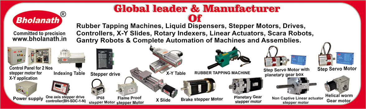 Bholanath Stepper Motors