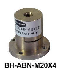 BHOLANATH ANTI BACKLASH NUT M20 X 4