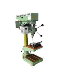 BH-DMA-05-R RETROFIT MODEL FOR EXISTING Z AXIS DRILL TAP MACHINE Size 40 mm Includes Helical Worm Geared Stepper Motor, Control Panel & Foot Switch
