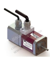 25 W High Temperature Step Servo INCLUDES MOTOR, ENCODER(1000 PPR), DIGITAL DRIVE, CABLE AND CONNECTORS