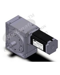 15000 kg-cm BIPOLAR HELICAL WORM GEARED STEPPER MOTOR (8 Amp)