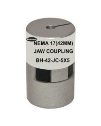 NEMA 17(42MM) JAW COUPLING BH42-JC-5X5