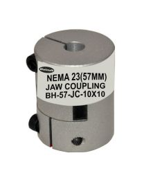 NEMA 23(57MM) JAW COUPLING BH57-JC-10X10