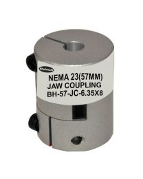 NEMA 23(57MM) JAW COUPLING BH57-JC-6.35X8