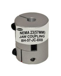 NEMA 23(57MM) JAW COUPLING BH57-JC-8X8