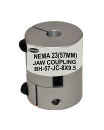 NEMA 23(57MM) JAW COUPLING BH57-JC-8X9.5