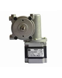 96 kg-cm BIPOLAR HELICAL WORM GEARED STEPPER MOTOR (2.8 Amp)