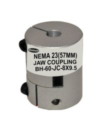 NEMA 24(60MM) JAW COUPLING BH60-JC-8X9.5