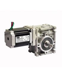 620 kg-cm BIPOLAR HELICAL WORM GEARED STEPPER MOTOR (4 Amp)