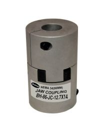 NEMA 34(86MM) JAW COUPLING BH86-JC-12.7X14