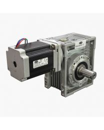 1300 kg-cm BIPOLAR HELICAL WORM GEARED STEPPER MOTOR (6 Amp)