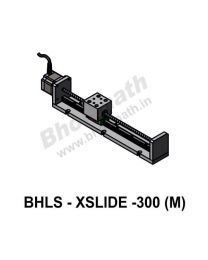 LINEAR LEAD SCREW SLIDE 300 MM WITH STEPPER MOTOR