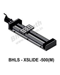 LINEAR LEAD SCREW SLIDE 500 MM WITH STEPPER MOTOR