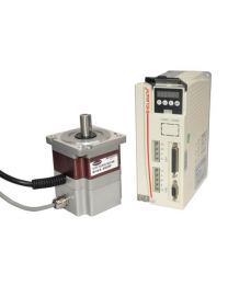 400 W PARAMETER SETTING & HIGH TORQUE STEP SERVO INCLUDES MOTOR, ENCODER(1000 PPR), PARAMETER SETTING DRIVE, CABLE AND CONNECTORS
