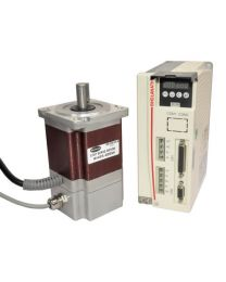 600 W PARAMETER SETTING & HIGH TORQUE STEP SERVO INCLUDES MOTOR, ENCODER(1000 PPR), PARAMETER SETTING DRIVE, CABLE AND CONNECTORS