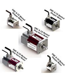 EMC & CE Marked Stepper motors