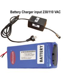 BH-Li- ion Battery with Charger