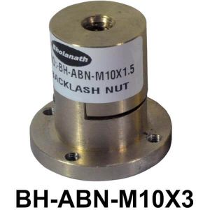 BHOLANATH ANTI BACKLASH NUT M10 X 3