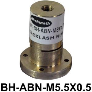 BHOLANATH ANTI BACKLASH NUT M5.5X0.5