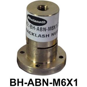 BHOLANATH ANTI BACKLASH NUT M6 X 1