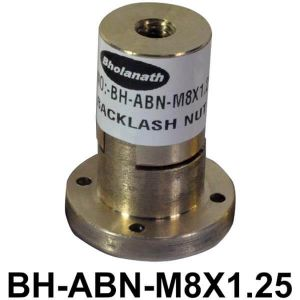 BHOLANATH ANTI BACKLASH NUT M8 X 1.25