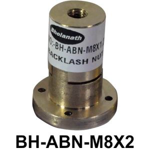 BHOLANATH ANTI BACKLASH NUT M8 X 2