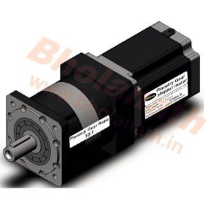 2200 kg cm BHOLANATH NEMA 42 HEAVY DUTY HIGH RPM PLANETARY GEARED STEPPER MOTORS (6.5 Amp Motor)