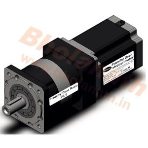4400 kg cm BHOLANATH NEMA 42 HEAVY DUTY HIGH RPM PLANETARY GEARED STEPPER MOTORS (6.5 Amp Motor)