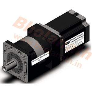 1100 kg cm BHOLANATH NEMA 42 HEAVY DUTY HIGH RPM PLANETARY GEARED STEPPER MOTORS (6.5 Amp Motor)