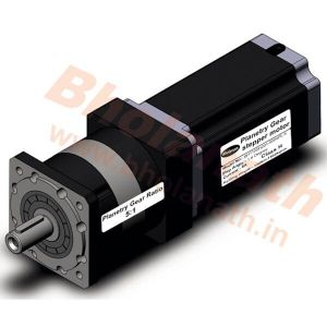 1500 kg cm BHOLANATH NEMA 42 HEAVY DUTY HIGH RPM PLANETARY GEARED STEPPER MOTORS (8 Amp Motor)