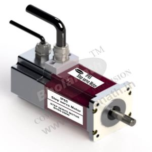 200 W IP 65 STEP SERVO INCLUDES MOTOR, ENCODER(1000 PPR), DIGITAL DRIVE, CABLE AND CONNECTORS