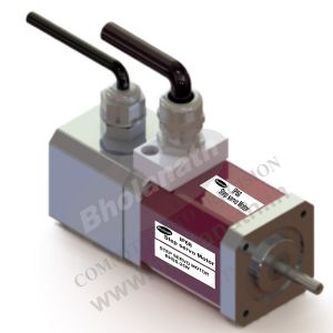 25 W IP 68 STEP SERVO INCLUDES MOTOR, ENCODER(1000 PPR), DIGITAL DRIVE, CABLE AND CONNECTORS
